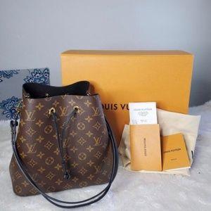 Louis Vuitton Neonoe hobo bag